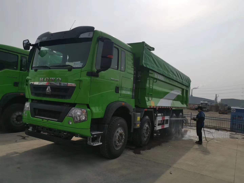 HOWO T7H 自卸車 T7 6*4 5.8米渣土車特價銷售