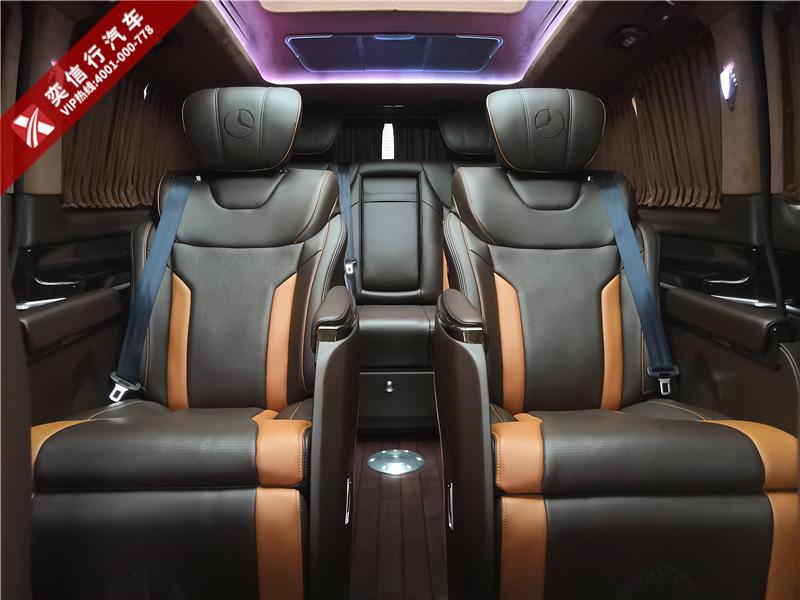優惠超成都車展,奔馳V260改裝房車限時優惠10萬,購車送杭州2日游