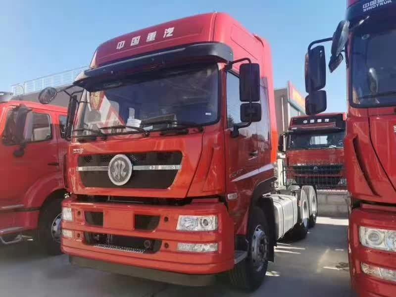 国际红斯太尔牵引车440马力曼发动机
