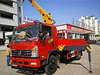 东风特商5吨随车吊厂家推荐车型