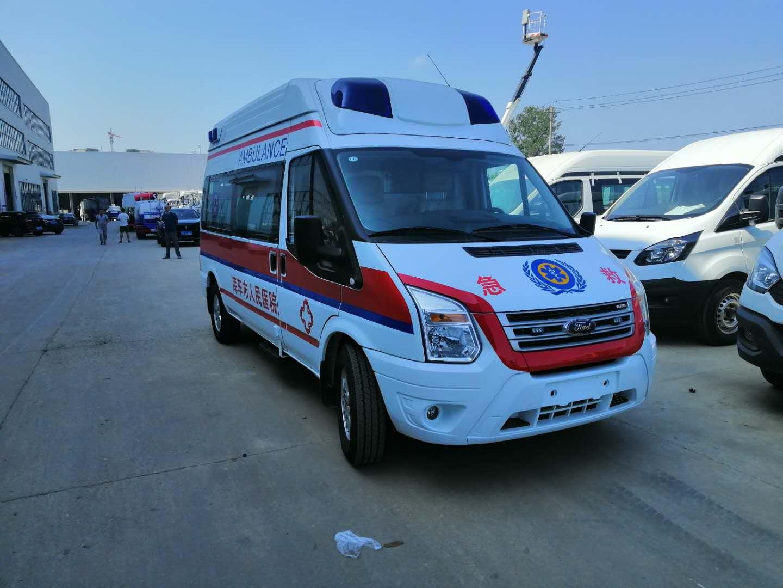 福特V348救护车-母婴救护车 母婴救护车配置 母婴救护车价格