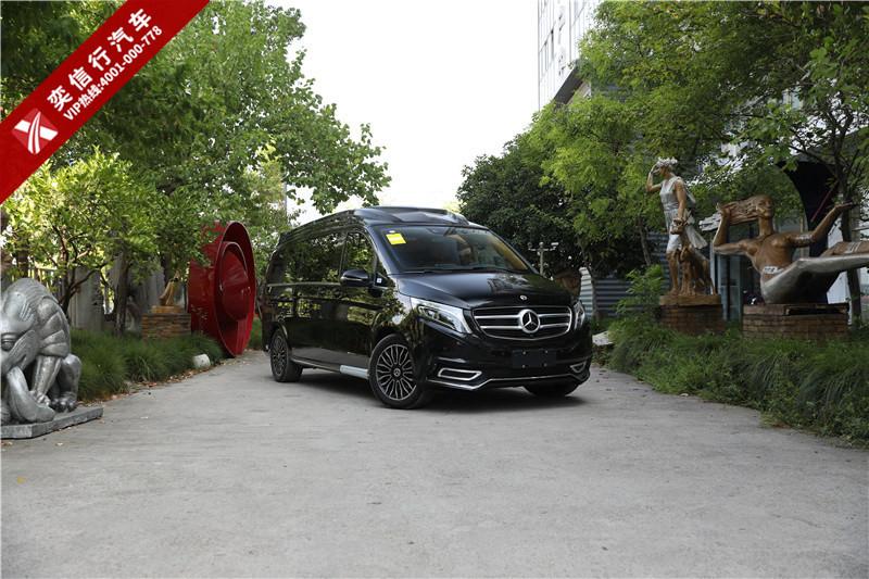 黃山市 歙縣 奔馳商務車改裝 7座V級260房車 廠家直銷 報價及圖片