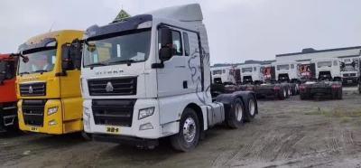 特價汕德卡G7 牽引車國六柴油440馬力帶液力緩速器