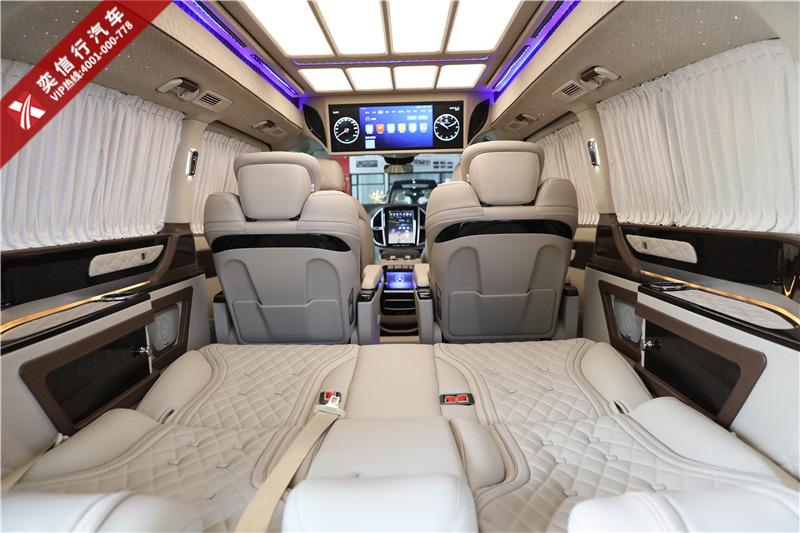寧波 奔馳新款威霆優惠多少?2020新款7座房車到店,歡迎來電詢價格