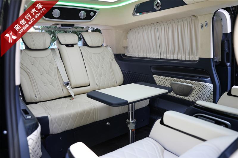 湖州 2020新款奔馳威霆商務車多少錢?7座威霆改裝房車最低報價?