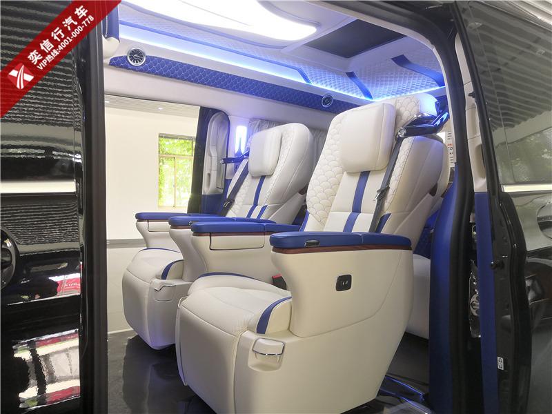 台州 商务接待专用6座改装房车 奔驰V级 铂驰维努斯系列国庆报价