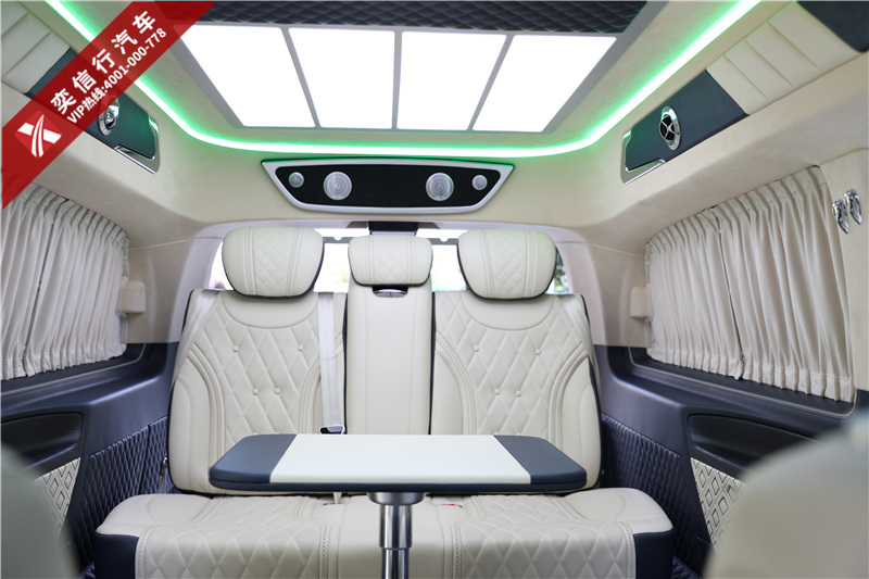 芜湖 2020新款奔驰威霆价格 7座豪华MPV奔驰威霆改装优惠报价图片