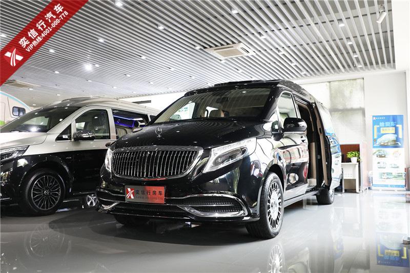 丽水 奔驰V级商务车 7座VS900改装房车宾利风格 语音声控 国庆中秋报价