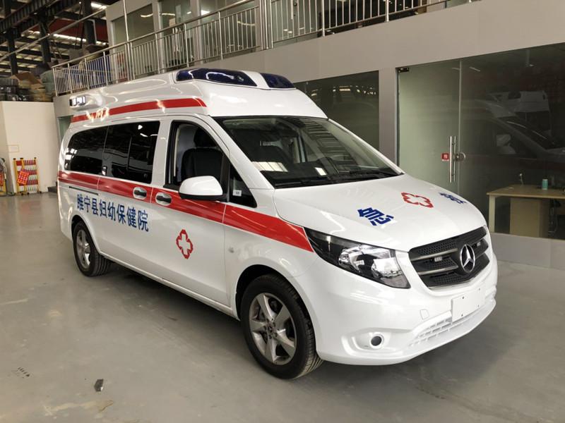 国六v362救护车_120监护型救护车价格_福特救护车厂家