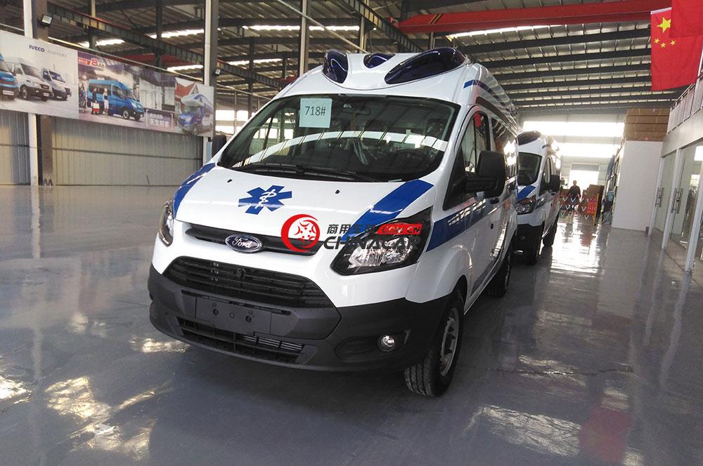 福特救护车_福特全顺V362救护车价格_报价_厂家