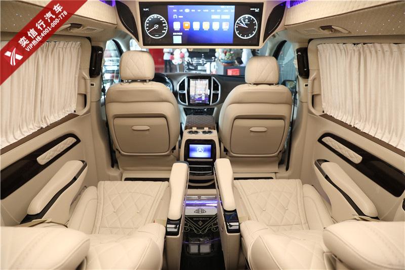 杭州西博车展 奔驰威霆房车 改装升级 优惠报价 油卡旅游都送你
