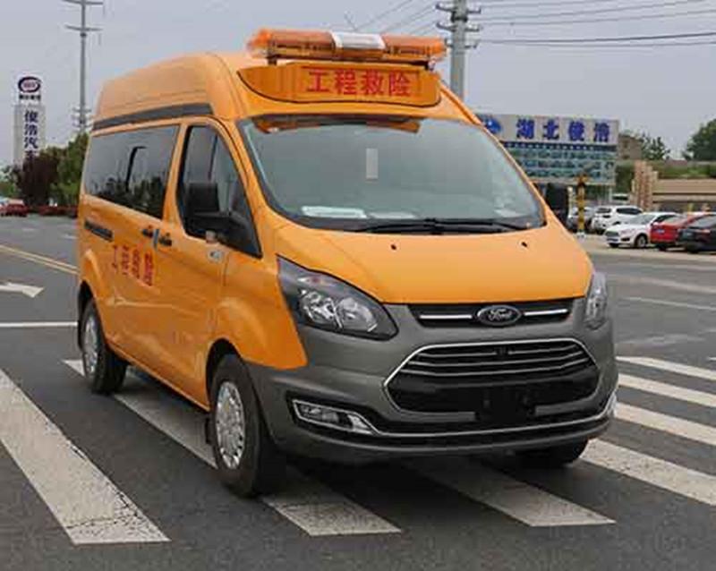 福特V362救险车 抢险救援车 工程抢险救援车
