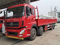 程力9.6米載貨車廠家配置說明