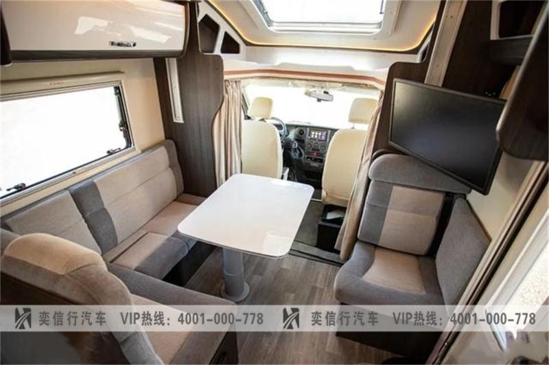 房车头条资讯 进口 国产依维柯底盘报价 铂驰工厂直销价39.9万起