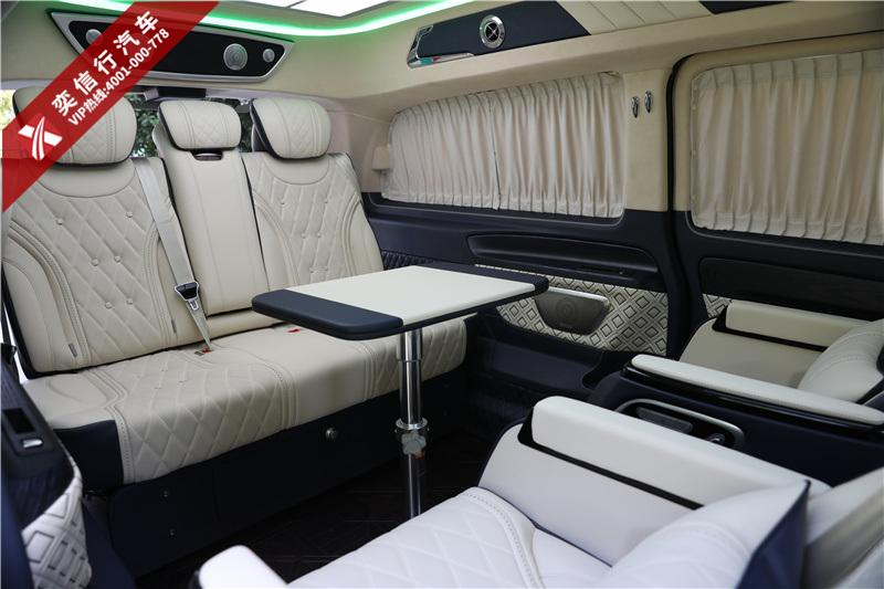 奔驰v260商务车 温州 永嘉 V级房车 高端定制改装中心 图片及报价
