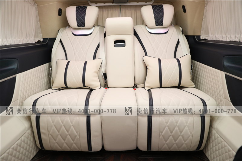 杭州 湖州奔馳V級房車 運動版碳纖套件改裝 V260升級 價格優惠25萬