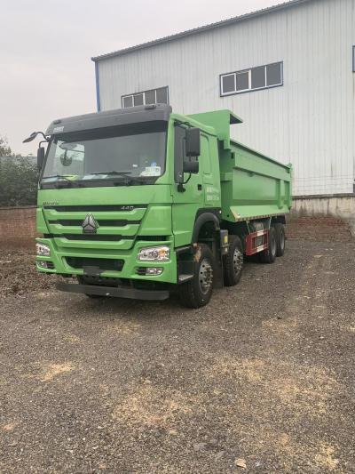 豪沃V7440马力6.8渣土车