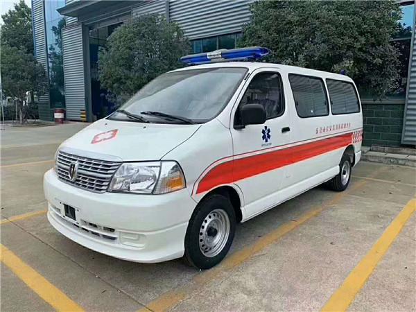 救护车品牌 金杯救护车 120急救车厂家