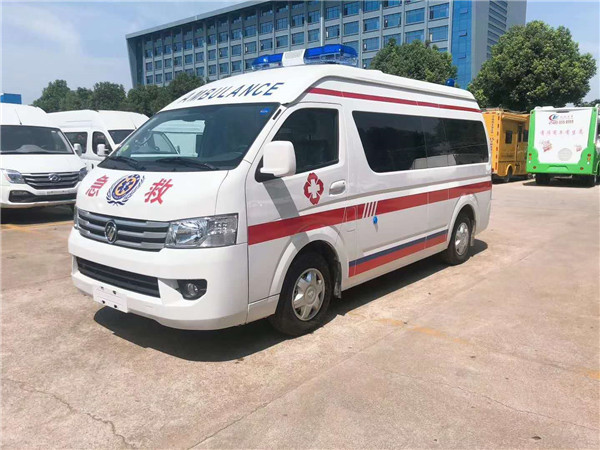 救护车品牌 福田120急救车 厂家批发采购