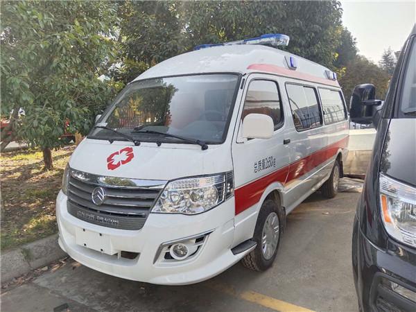 转运型救护车 金旅救护车 程力救护车品牌
