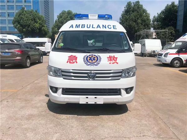优质的-福田风景G9救护车 负压福特120救护车厂家销售