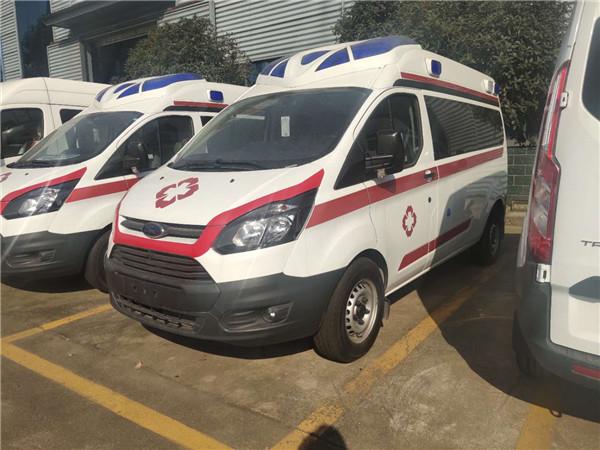 國六福特v362救護車價格 監護型救護車品牌