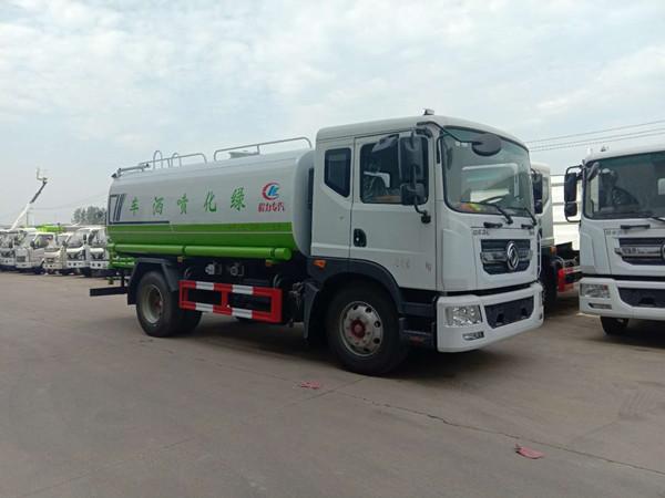 東風D9綠化灑水車配置 圖片 廠家直銷