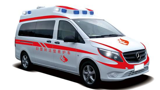 奔馳救護車多少錢|120救護車價格