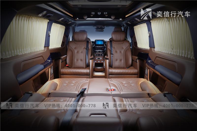 南陽 信陽 奔馳V級房車碳纖維套件改裝升級 運動版V260商務車 價格直降25萬