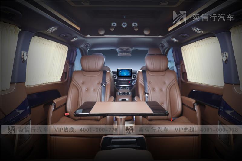 2020款奔馳房車優惠多少?奔馳V級商務車定制房車房車工廠直銷報價
