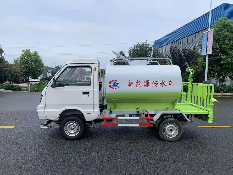 纯电动车厢可卸式垃圾车_  纯电动洒水车_   纯电动扫路车