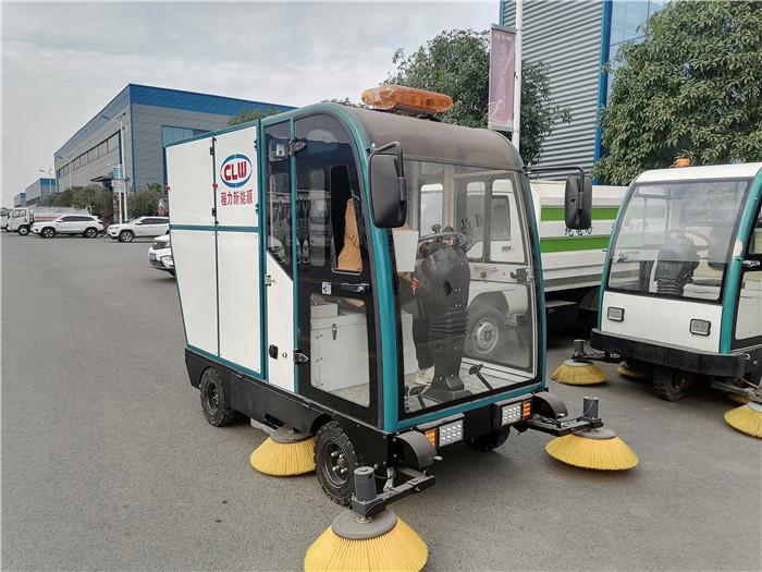新能源汽车_纯电动扫路车_扫地机厂家价格直销