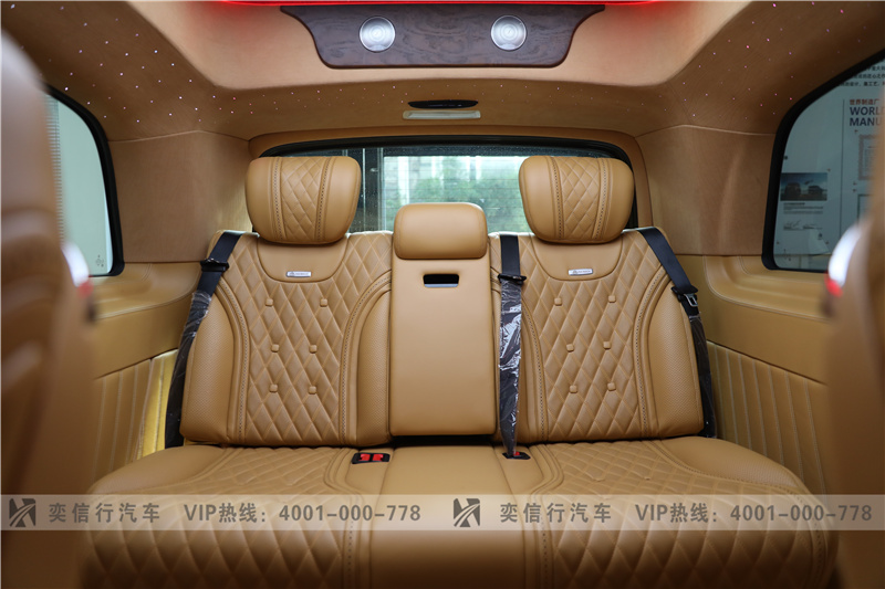 奔馳V260房車 年底特價銷售 V級改裝定制奢華內飾 走親訪友有面子