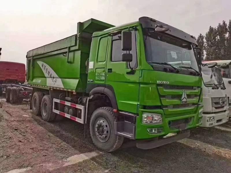 HOWO渣土5.6米HOWO 7自卸车