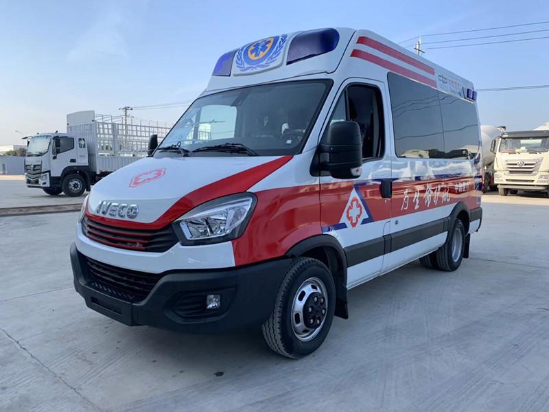 国六负压救护车价格/负压救护车在哪买
