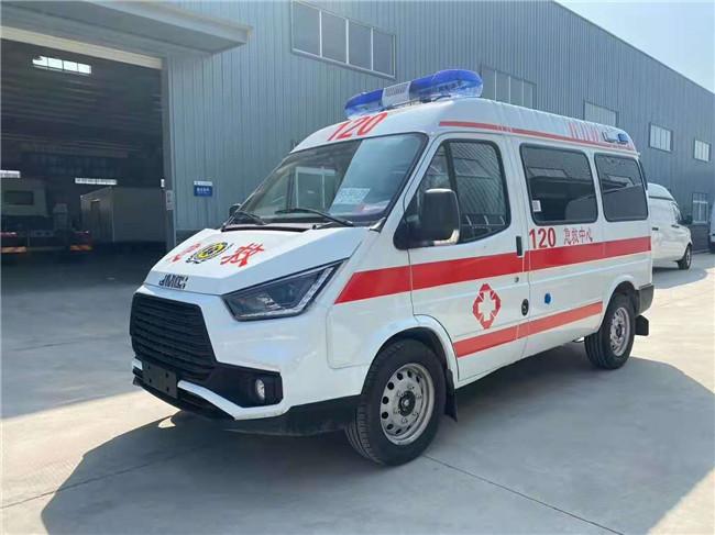 救护车价格图片 120急救车报价 依维柯救护车上装配置表