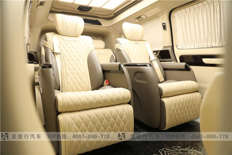杭州车市 价格行情 奔驰威霆商务车 改装工厂直营报价 优惠5-15万