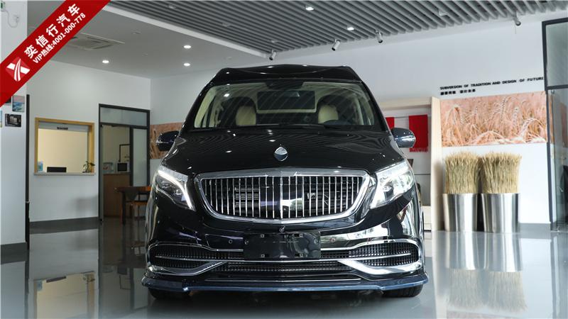 臺州 性價比高的商務車推薦 奔馳威霆改裝房車 價格優惠5-15萬