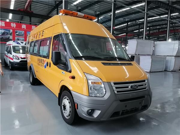 國六江鈴福特救援氣防車_氣防車的用途有哪些_應急救援氣防車