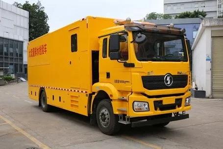 工程救險車怎樣維護和保養