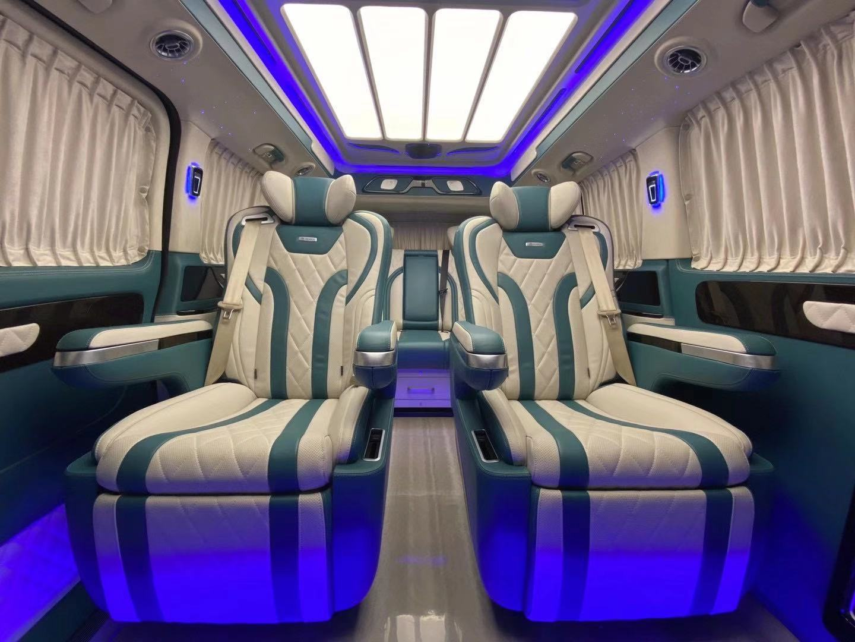 宁波 舟山 奔驰V级定制升级 V260房车工厂直销 最高优惠达28万