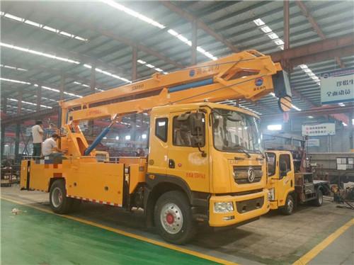 国六东风多利卡D9(22米)高空作业车新车上市