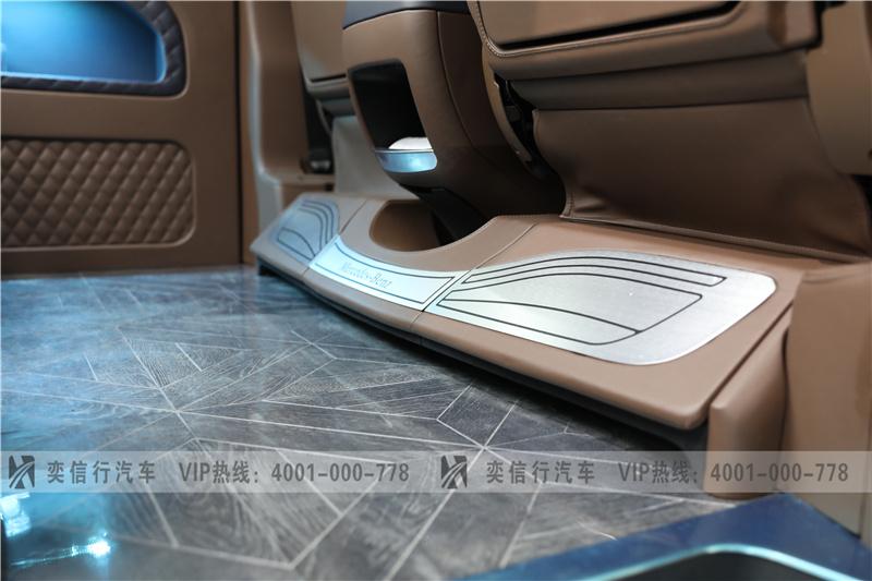嘉興 奔馳房車V級打造 2020新款V260房車9速4輪空懸底盤 房車報價