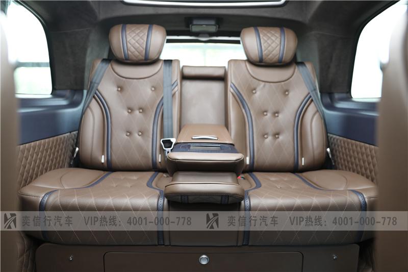V级商务车升级改装 高顶7座奔驰房车改装工厂直销 优惠报价75万起