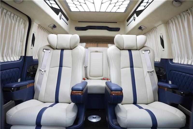 南京 常州奔驰商务车优惠报价 V级房车工厂直销 普曼定制版 78万起售