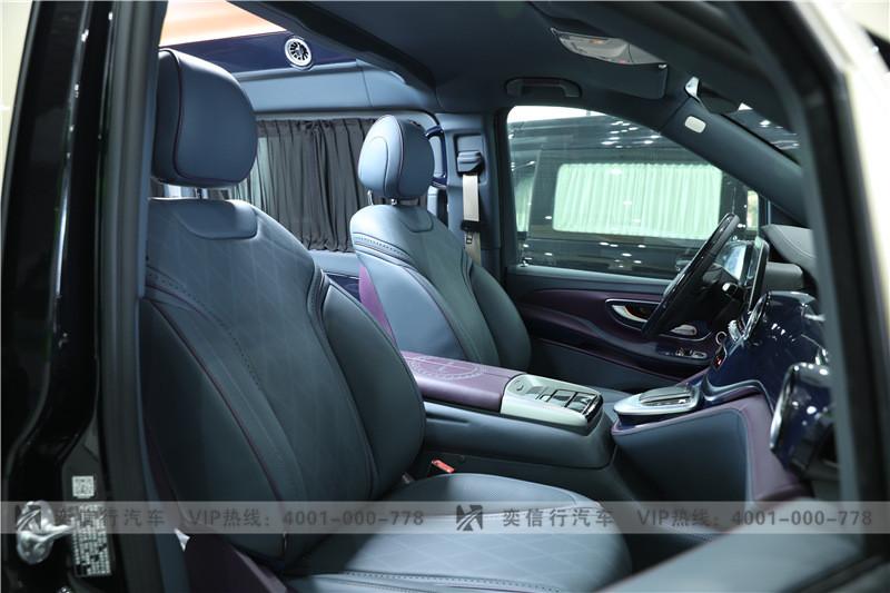 上海 新款V級房車 奔馳授權工廠直銷價格 最高優惠20萬 報價75萬起