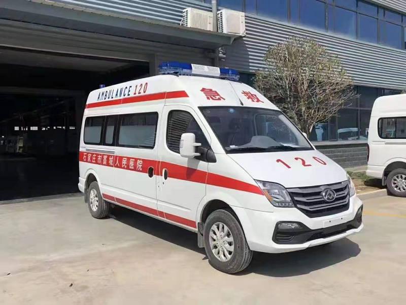 新款负压救护车价格_大通监护型救护车厂家_上汽大通V80负压救护车供应
