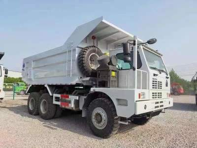 HOWO70礦山霸王2輛70礦庫存資源白色