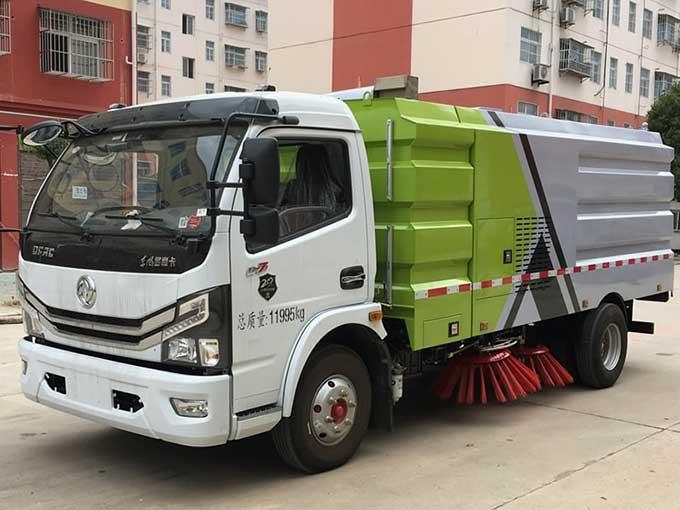 东风国六洗扫车,洗扫车厂家