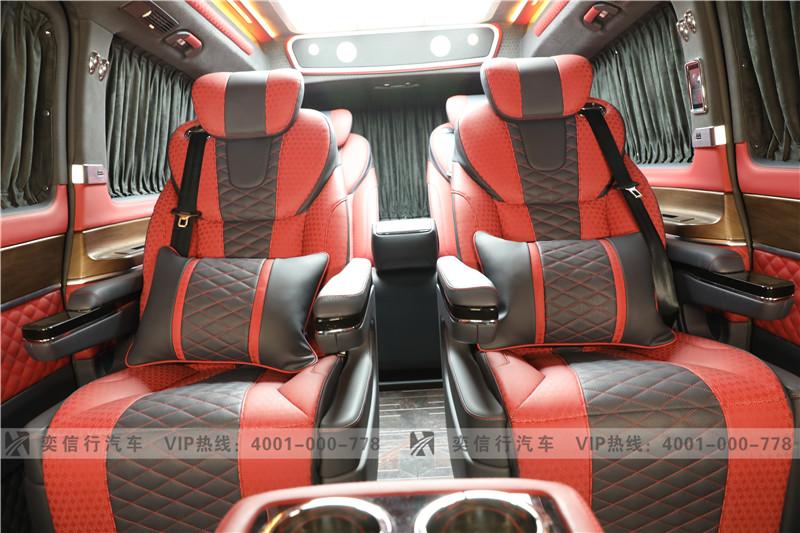 嘉興 奔馳商務車優惠多少 奔馳威霆房車價格直降5-15萬 43萬起售
